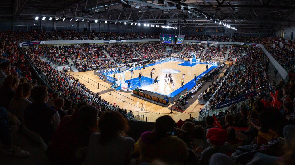 Salle Sportive Métropolitaine de la Trocardière